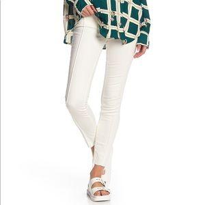 NWT Free People Step Hem Pintuck Jeans - Sz 30